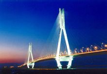 Yangtze River Bridge: la Nanjing Yangtze River Bridge